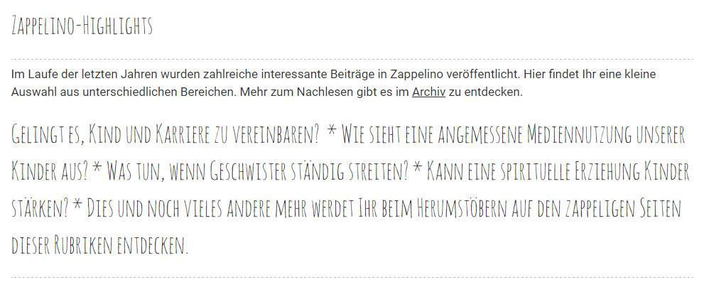 Terminkalender, Termine für  Fahrenbach